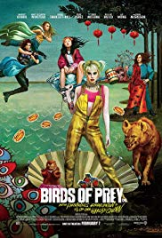 Birds of Prey (And the Fantabulous Emancipation of One Harley Quinn