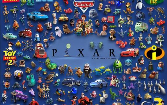 Tier Rankings #23 - Pixar films
